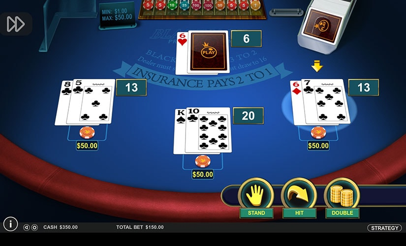 Triple Chance online 107052