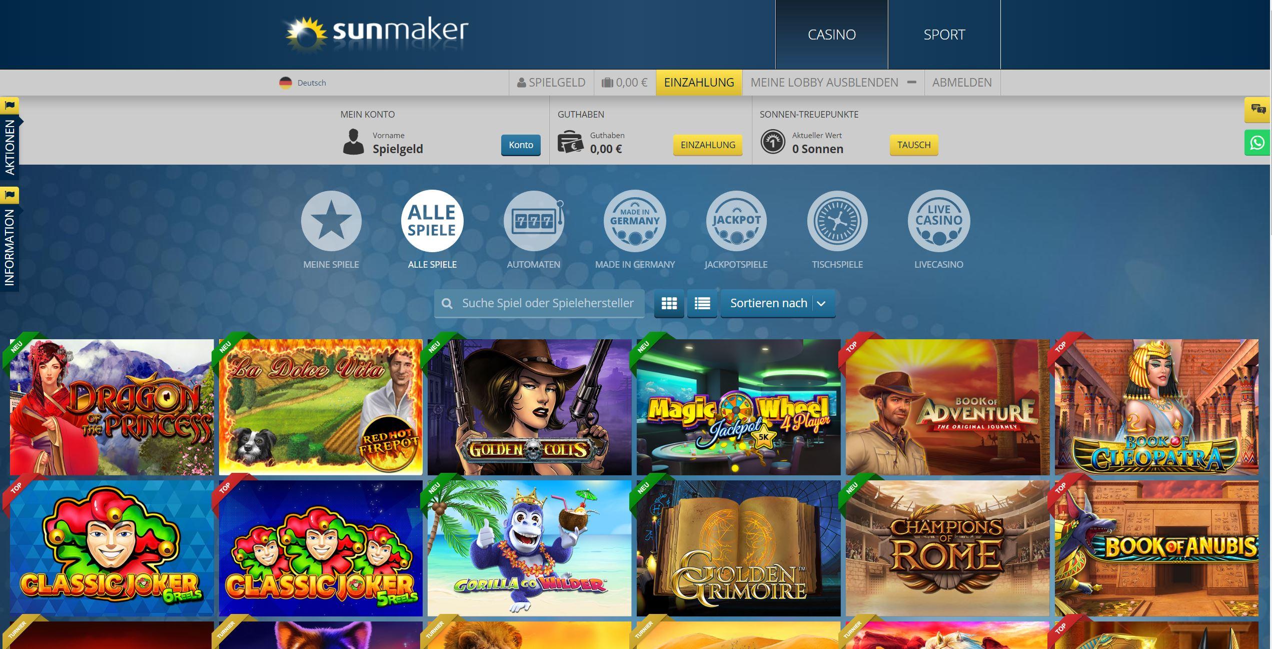 Online Casino 170474