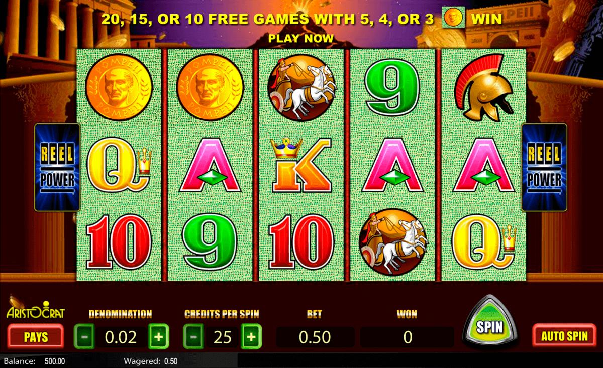 Slots Bonus spielen 603170