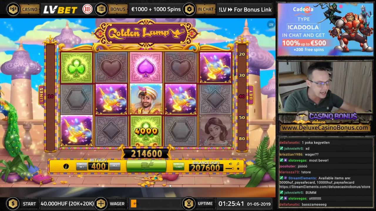 Slot bonus am 269917