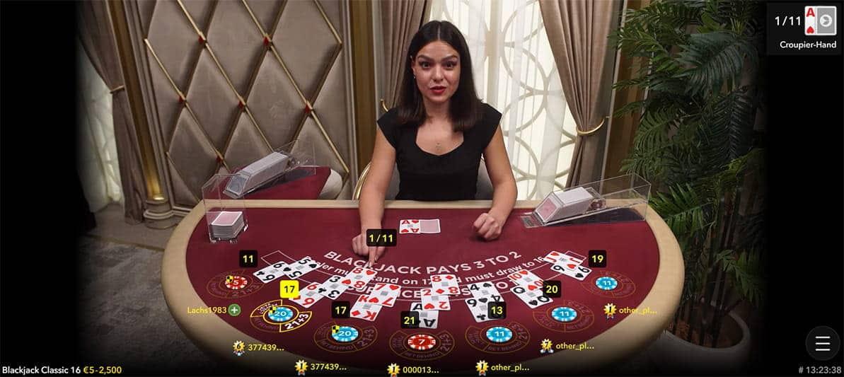 Casino mit 281301