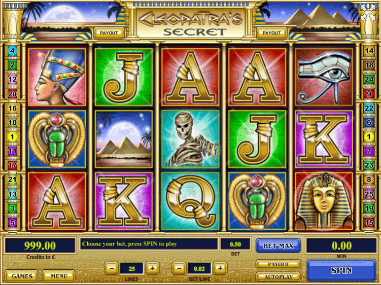 Spielautomat Gewinnchancen 771906