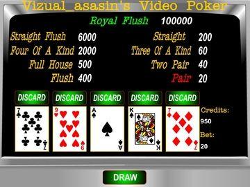 Pokerface deutschen Condor 228918