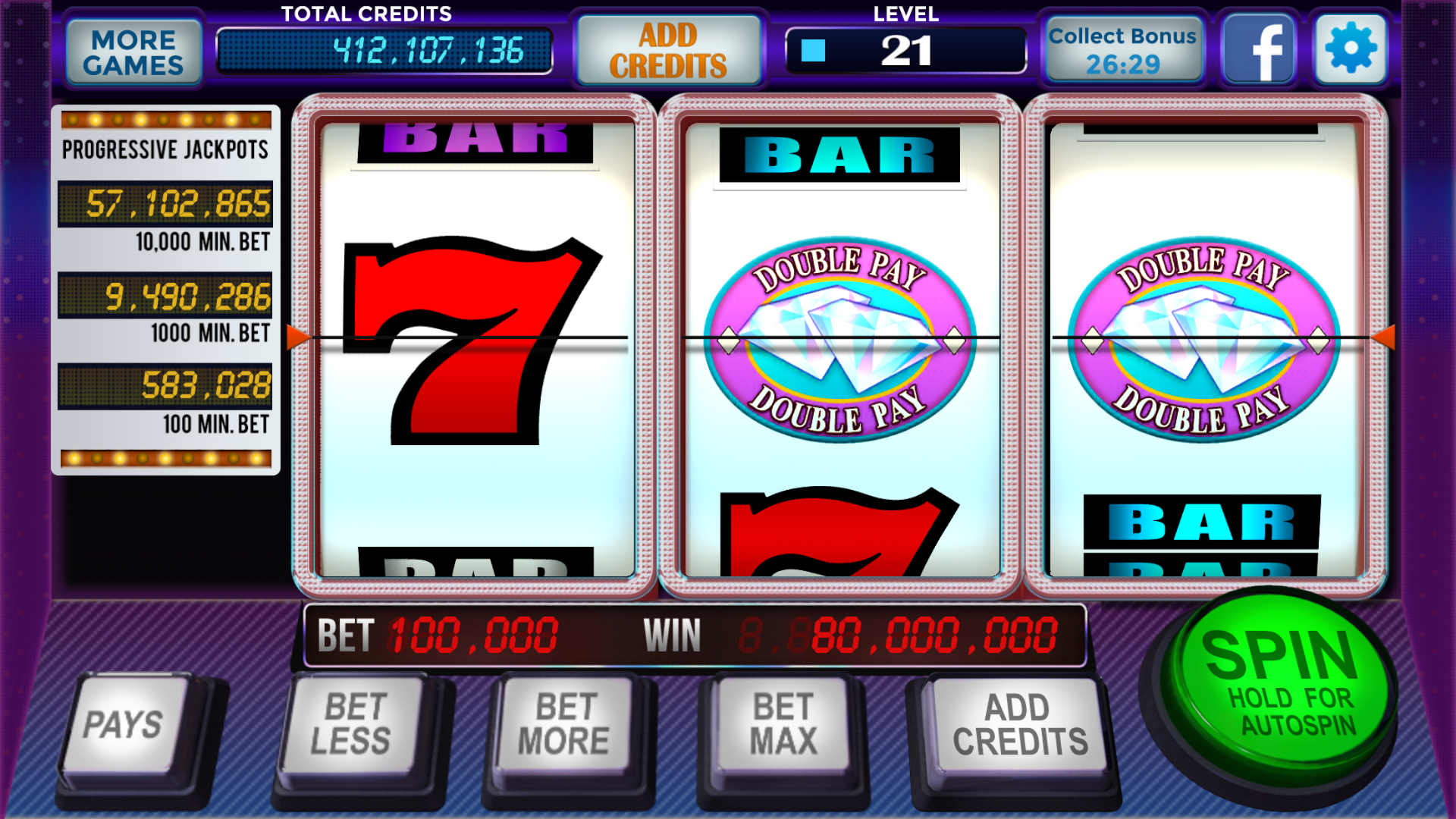 NR. 1 Casino 789905