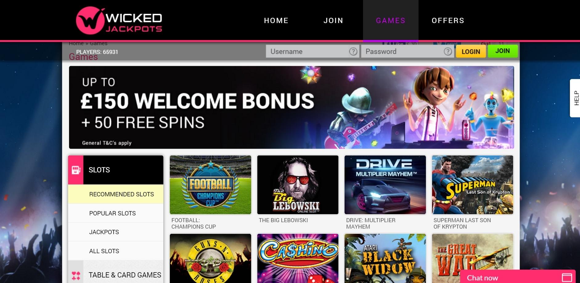Jackpot Casino 674130