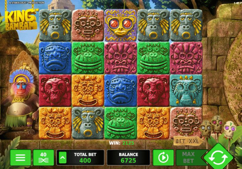 Spielautomat Münzen Fallen 570016
