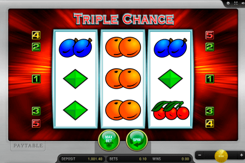 Triple Chance online 119572