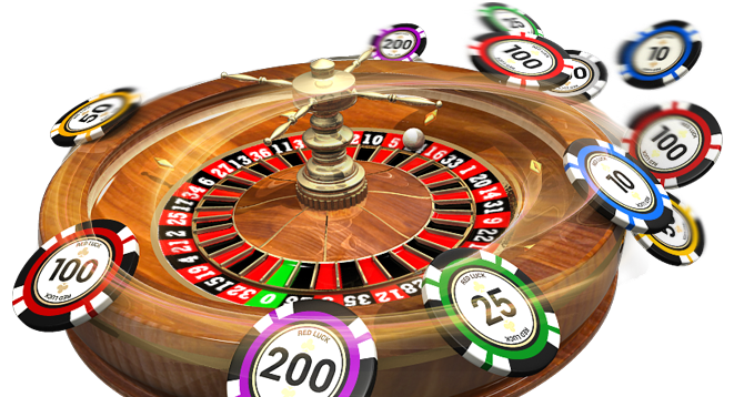 Roulette Tisch Islands 11333