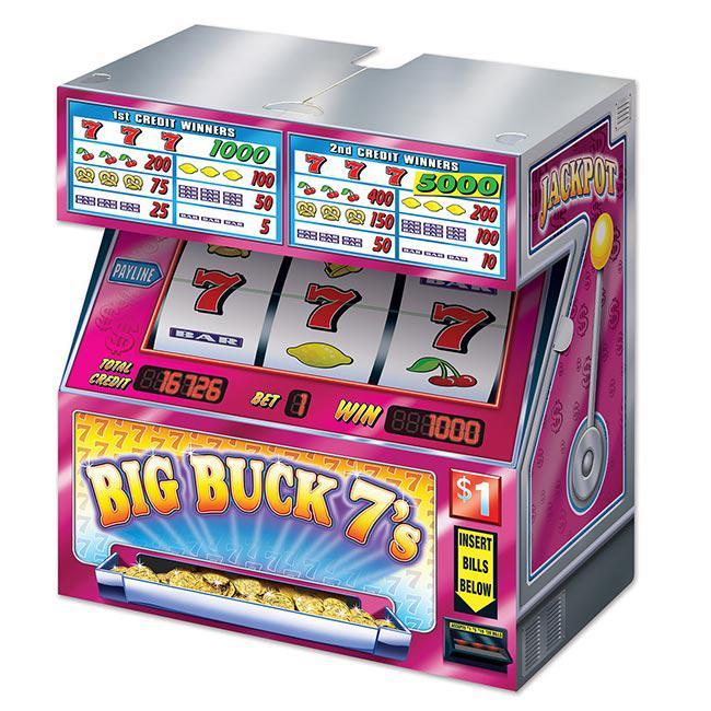 Gewinnchance Spielautomat Casino 771330