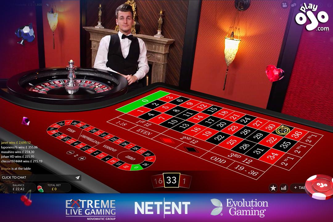 Casino Event Baccarat 380810