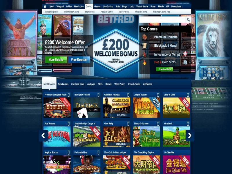Casino Bonus 2020 89139