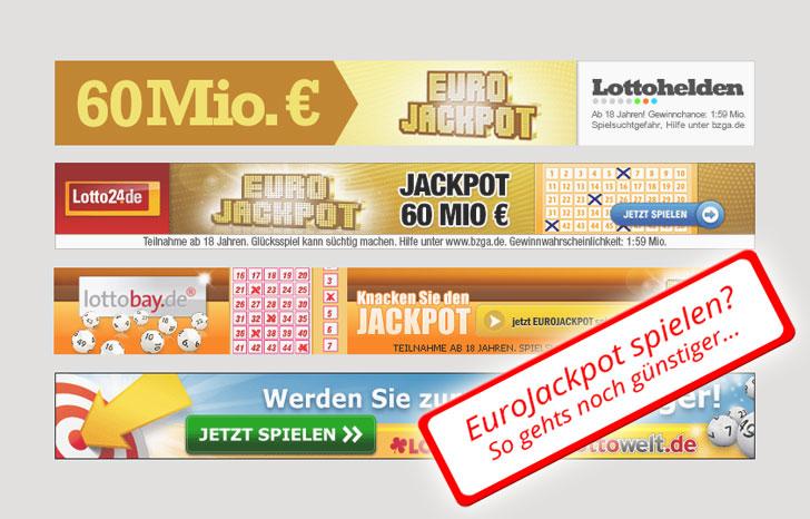 Wirklich Lotto Eurojackpot 941852