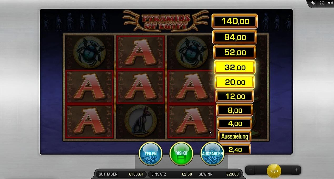 Spielautomat Münzen Fallen 949468