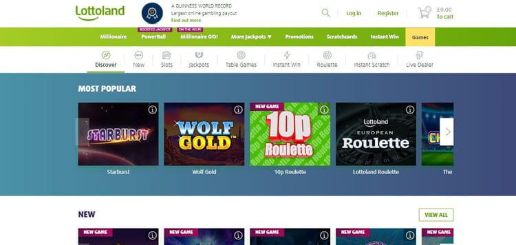 Lottoland app 653525