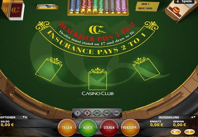 Blackjack Spielgeld Artikel 596076