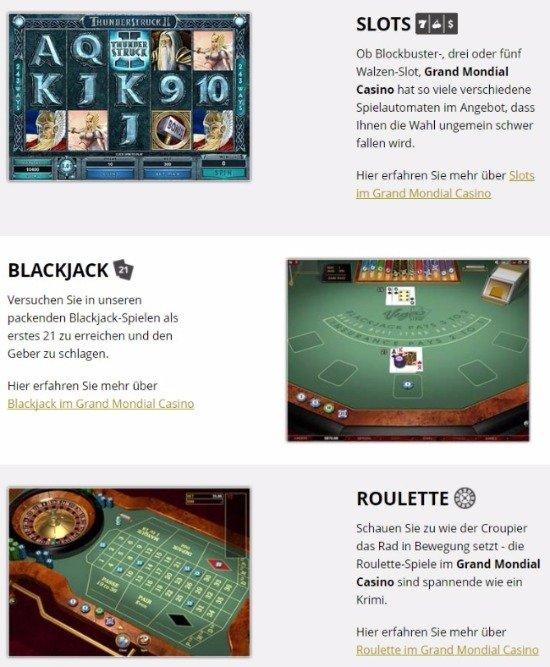 Beliebtestes Glücksspiel Grand 117248