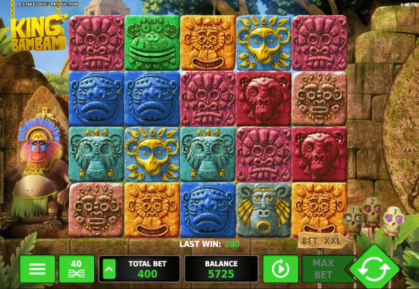 Spielautomat Münzen 293677