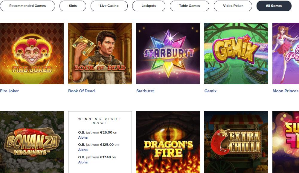 Alle online Casino 831741
