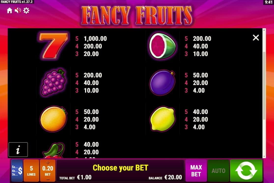 Alle Slot Spiele 110963