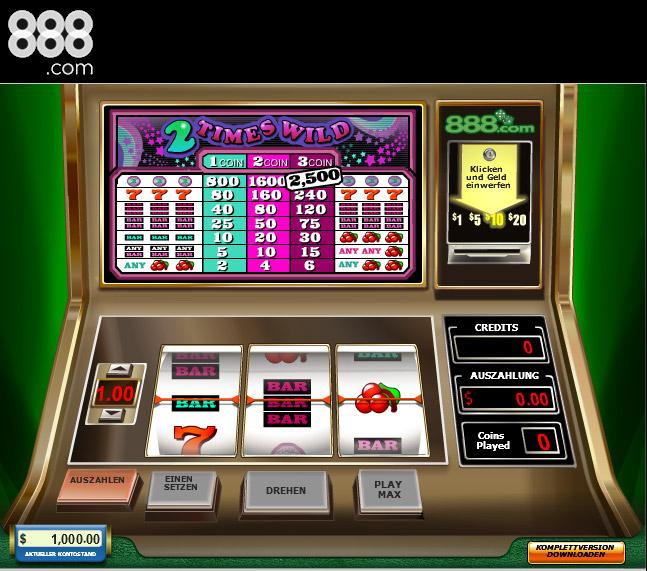 Alte Spielautomaten 976109
