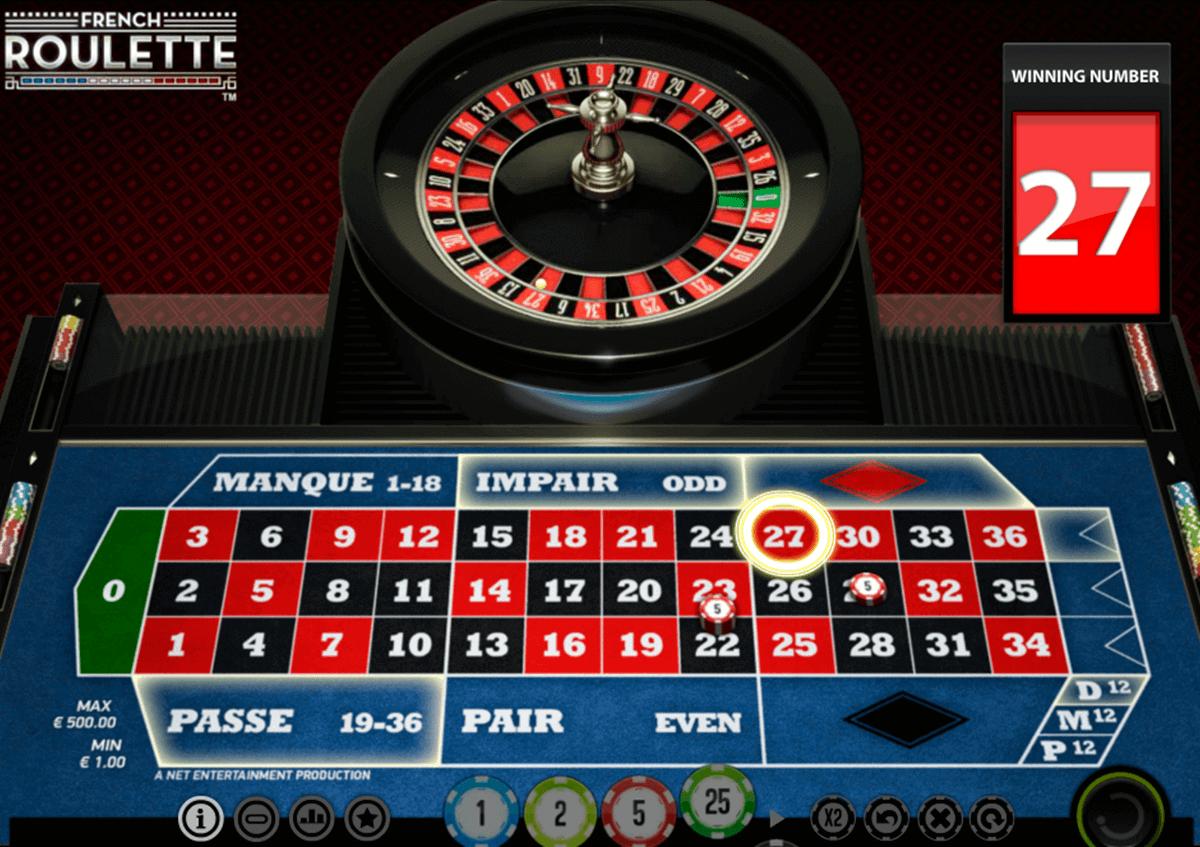 American Roulette spielen 107099