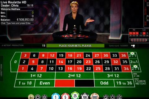 American Roulette spielen 46352