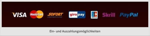 Auszahlung Mastercard 10891