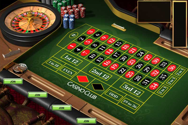 Rot Schwarz Roulette 847810