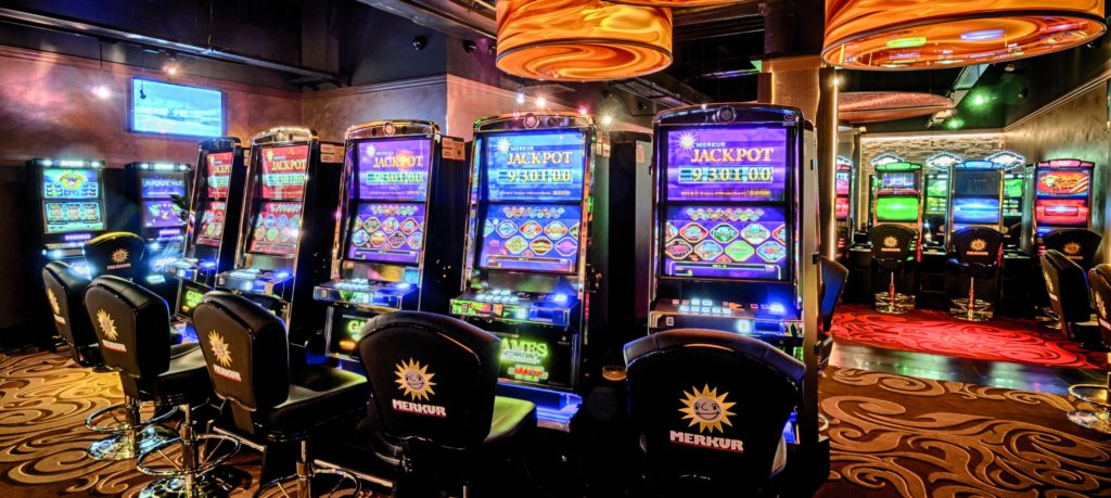 Spielhallen Automaten 928276