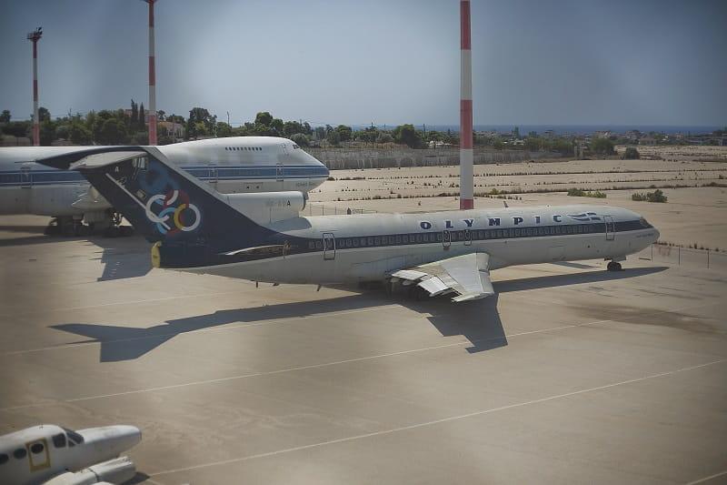 Athener Flughafen 69811