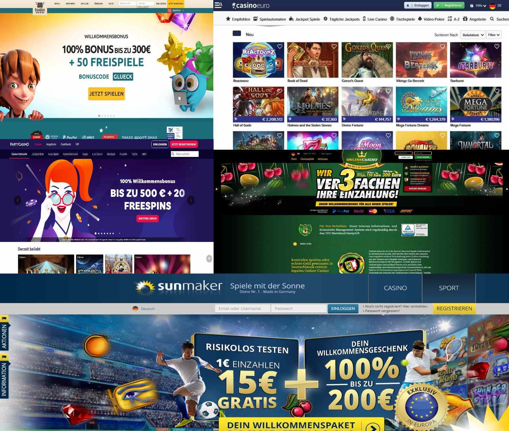 Bestes online Casino 419472