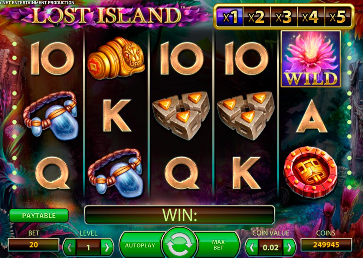 Lost Island Bonus 693386