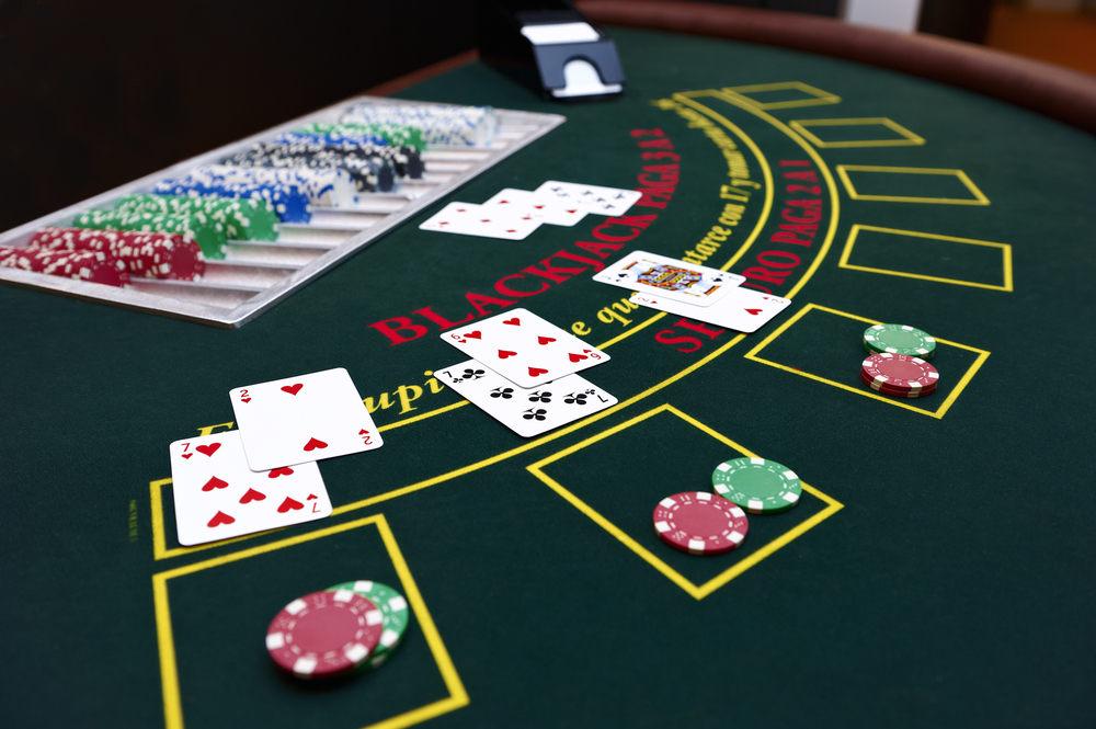 Black Jack Tabelle 392146