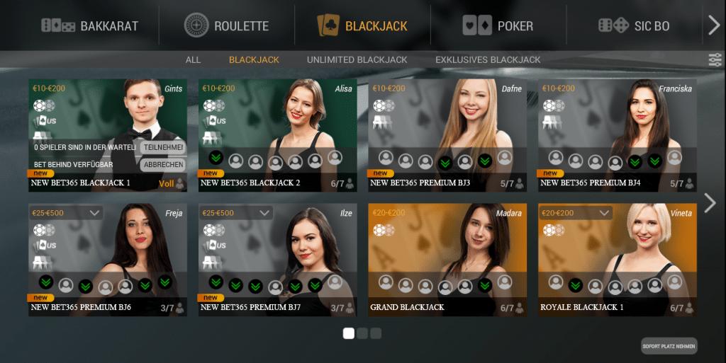 Blackjack Begriffe Fredericia 604160