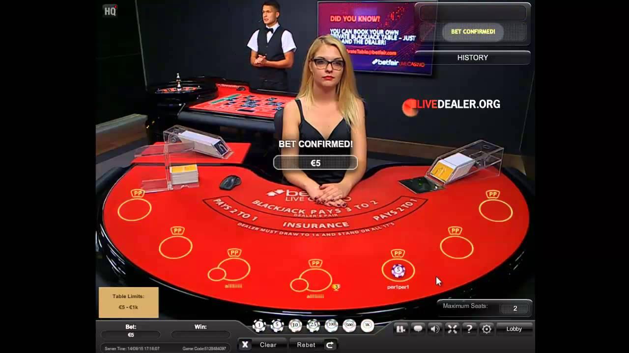 Online Casino Blackjack 366522