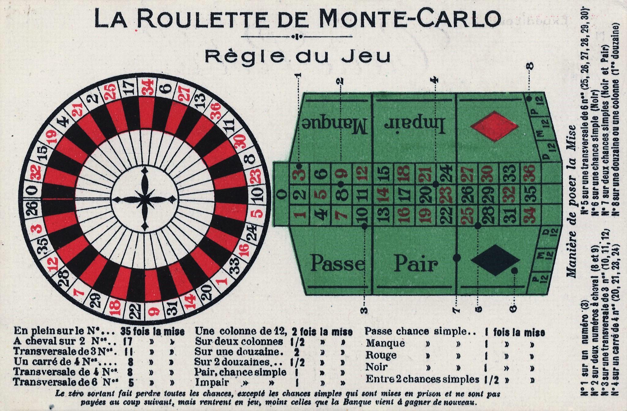 Roulette Reihenfolge 814714