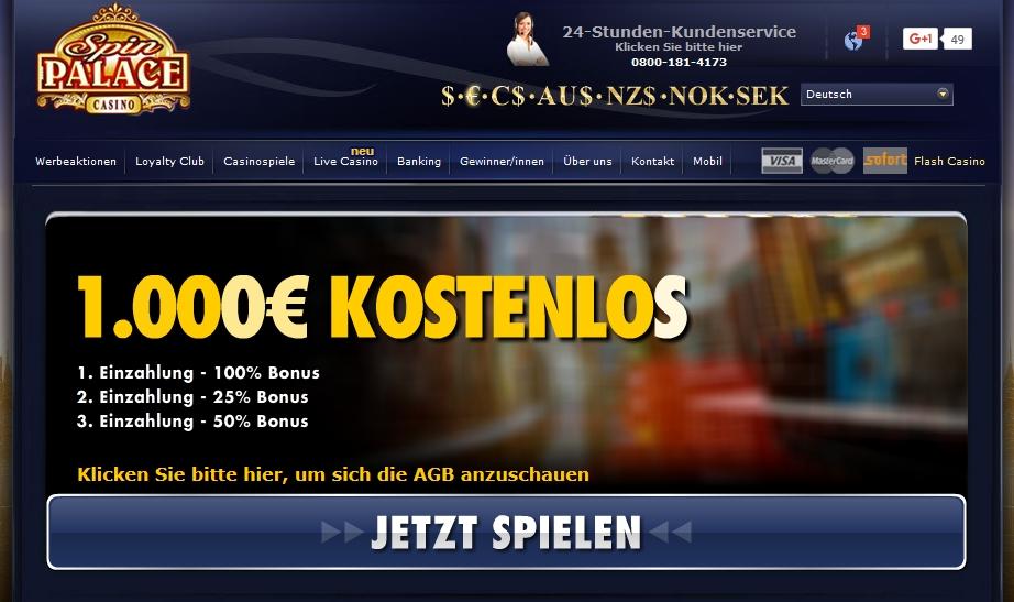 Casino Banküberweisung 967152