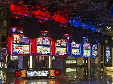 Casino für Touristen 55195