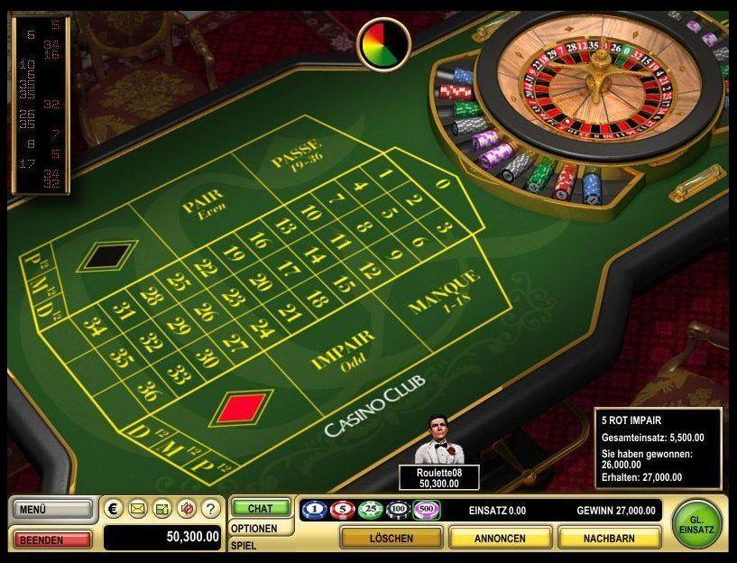 Casino Roulett 657839