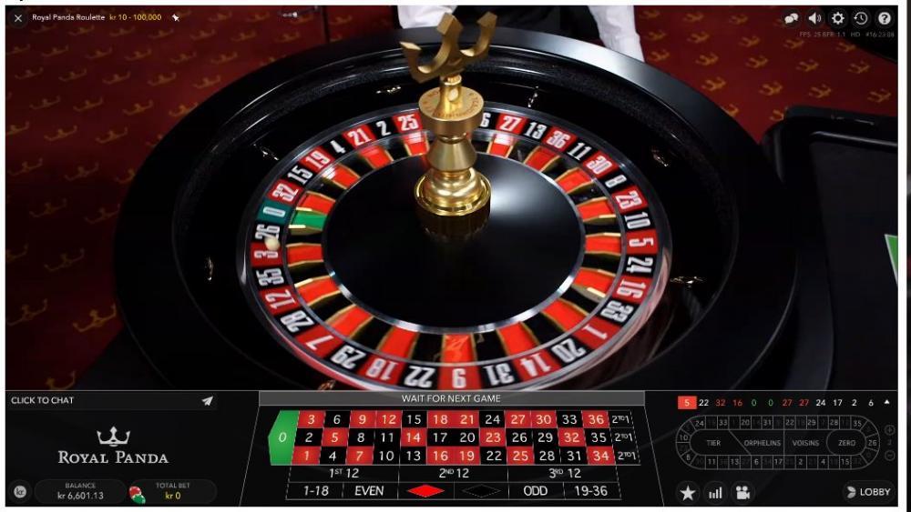 Casino Roulette 144364