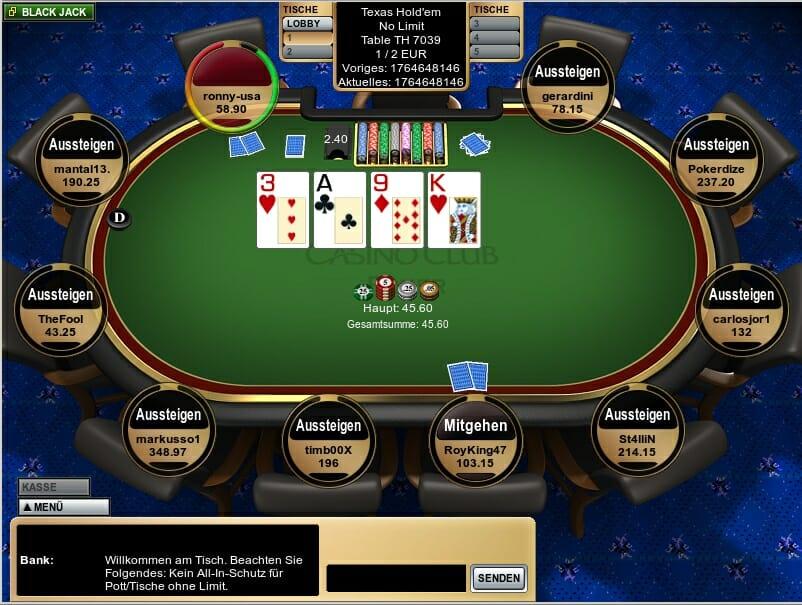 Casino Spiele ohne 499915