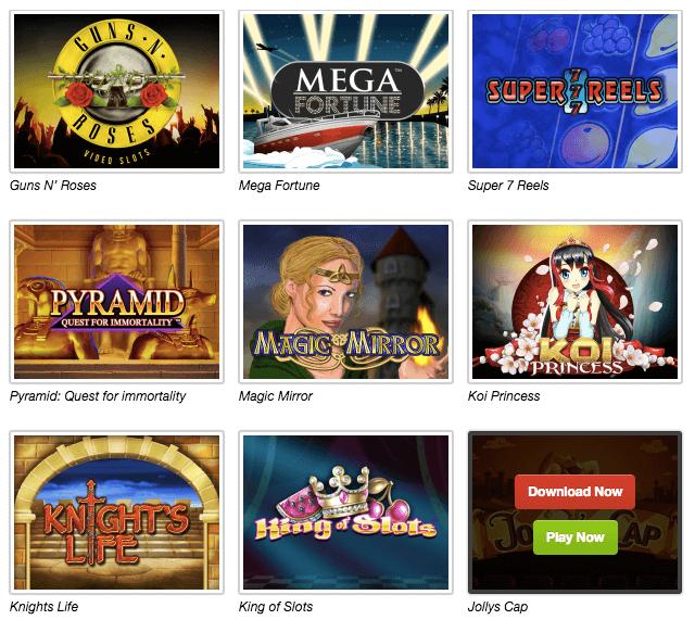 Spielautomaten online 624191