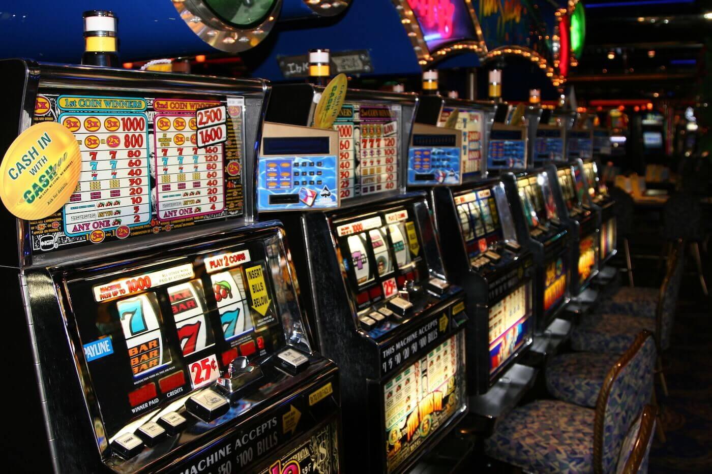 Spielautomaten Bonus spielen 669445