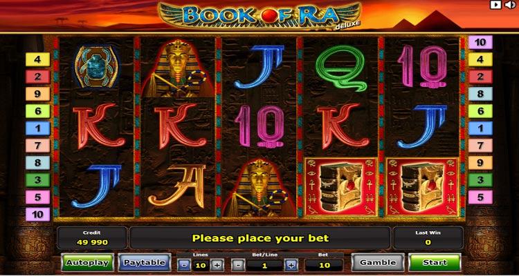 Book of Ra 408405