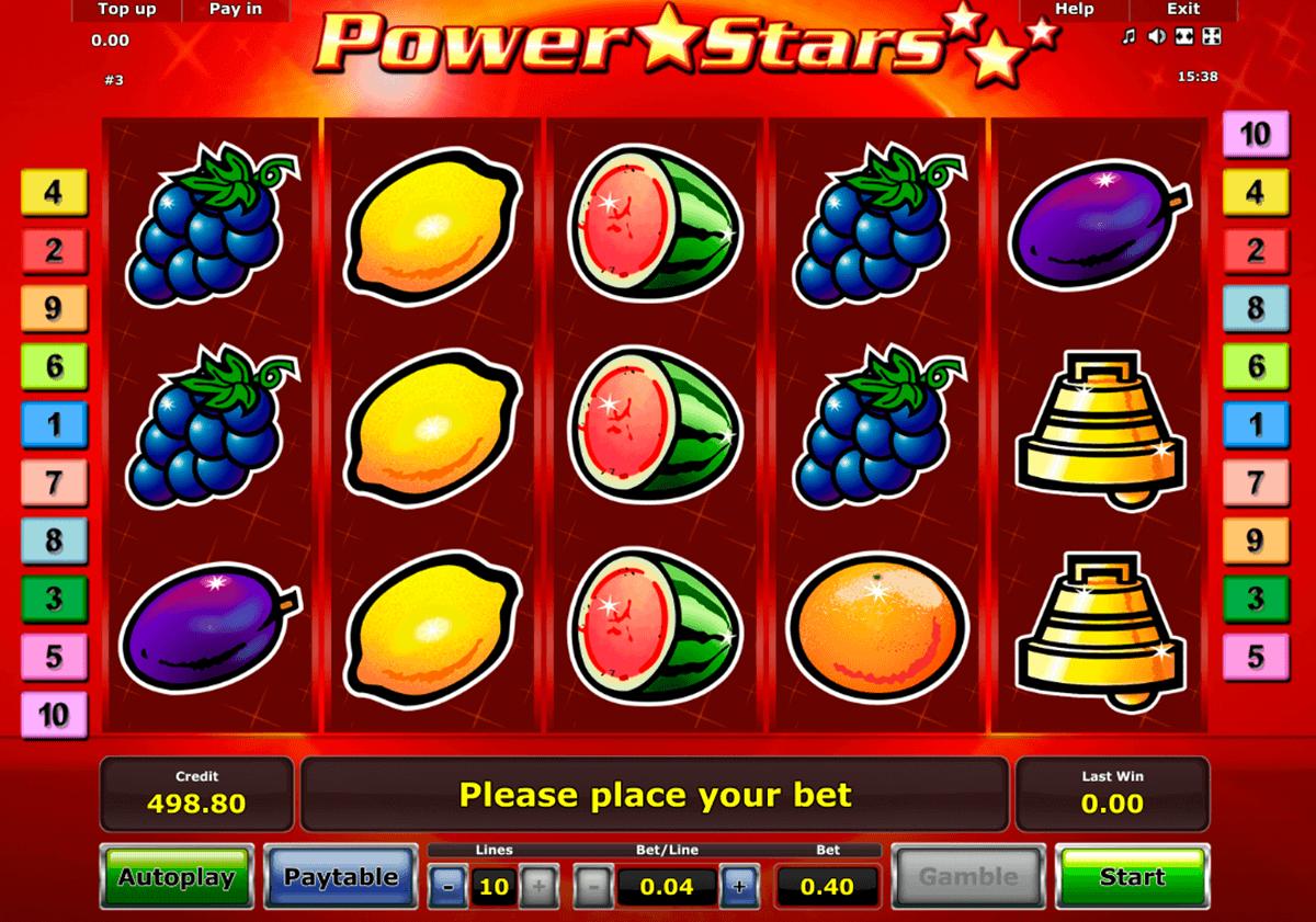 Auszahlungsquote Spielautomaten 508377