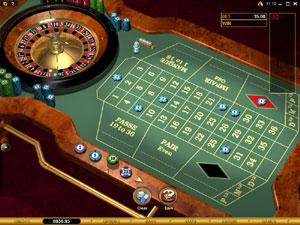 Europäisches Roulette 654839