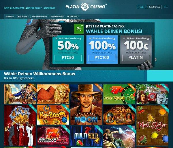 Platin Casino online 560753