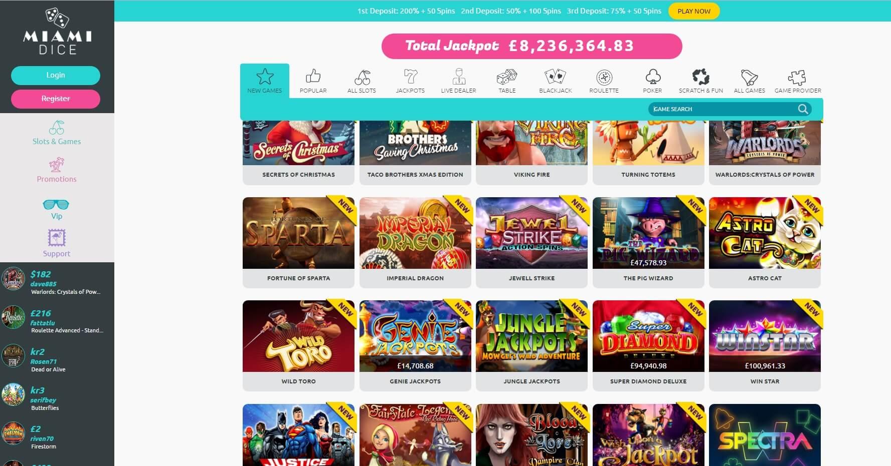 Live Casino online 81359