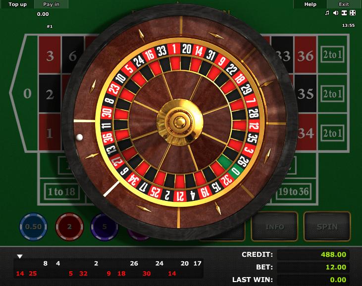 Roulette im 685112