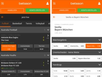 Betsson Casino Sportwetten 894169